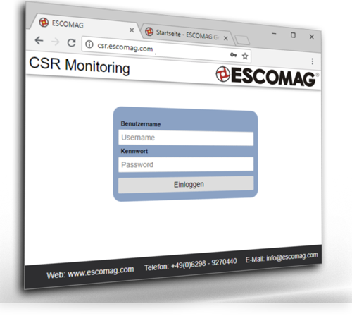 escomag csr monitoring